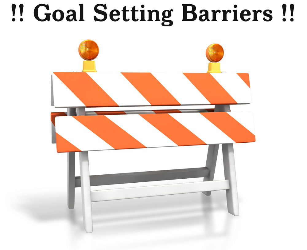 sc 1 st  iEduNote.com & Six Barriers to Goal Setting in Organization